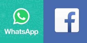 Download messengers for desktop. Facebook and WhatsApp.
